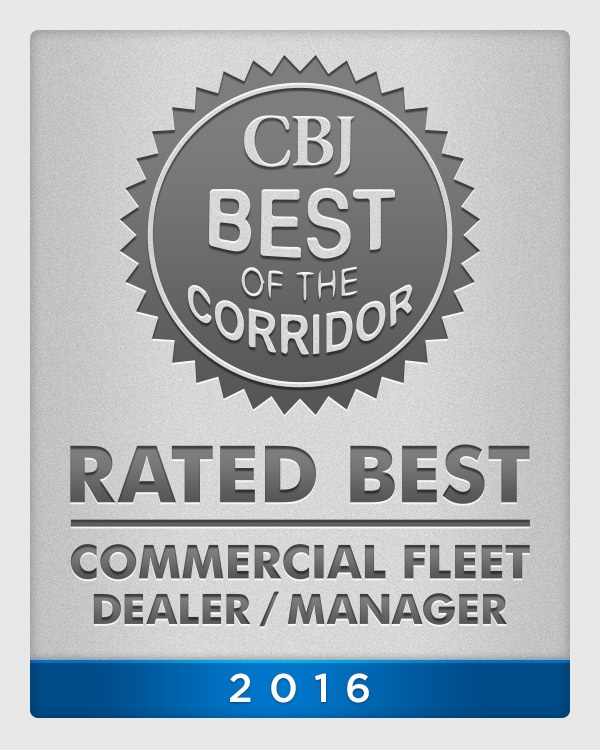 Corridor Business Journal Best Fleet Manager