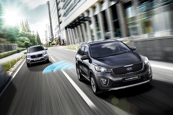 Kia Sorento Safety Features