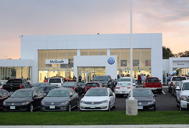McGrath Volkswagen of Dubuque