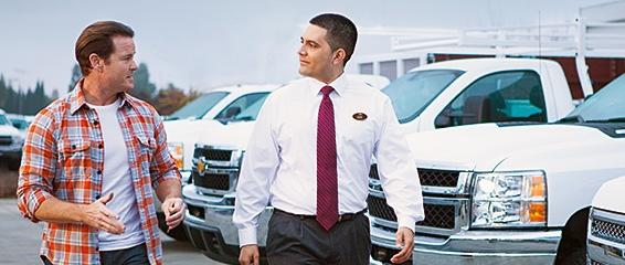 Fleet & Commercial Trucks