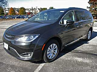 Chrysler Pacifica Offer