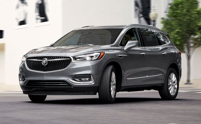 2019 Buick Enclave Safety Features