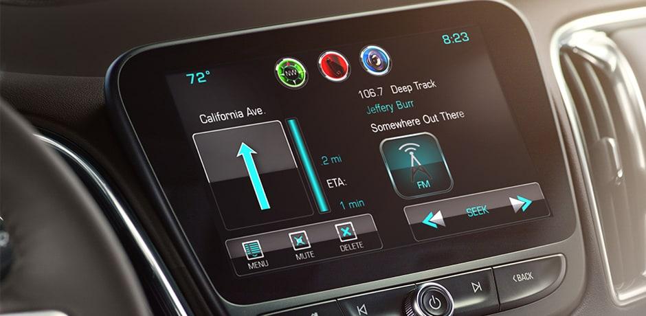2016 Chevy Malibu Specs | MSRP Safety Technology | Chevy Dealer