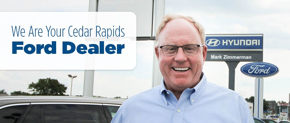 Cedar Rapids Ford Dealer
