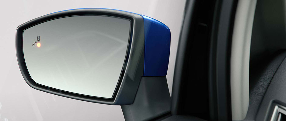 Ford Escape Blind Spot Monitoring