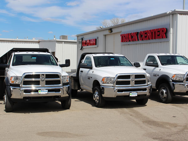 Cedar Rapids Iowa Ram Country Truck Center