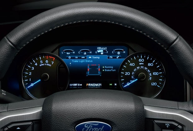 Ford 2018 Raptor 8 inch Productivity Screen