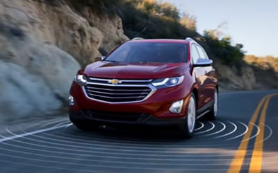 2018 Chevy Equinox advanced safety technology
