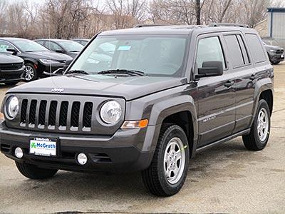 Jeep Patriot Offer