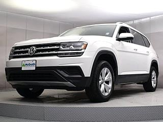 Volkswagen Atlas Offer