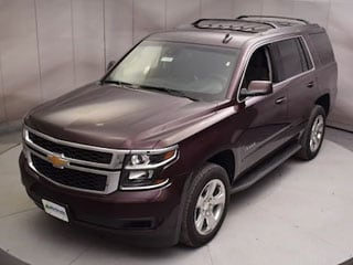 Chevy Tahoe Financing Offer