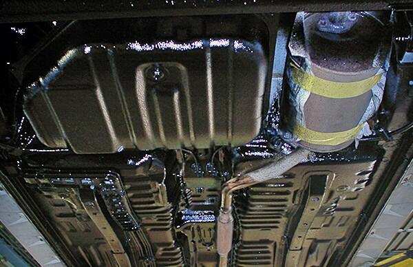 Truck Rustproofing