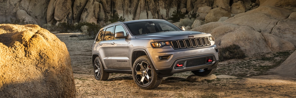 2020 Jeep Grand Cherokee Towing Performance