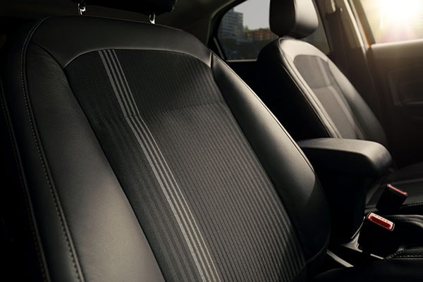 Ford EcoSport Interior Seating