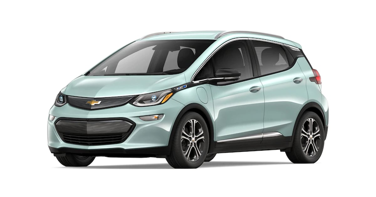 2019 Chevy Bolt Green Mist