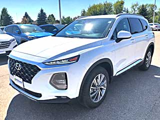 Hyundai Santa Fe Offer