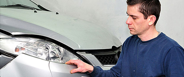 Auto Collision Repair Estimator