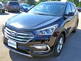Hyundai Santa Fe Sport Offer