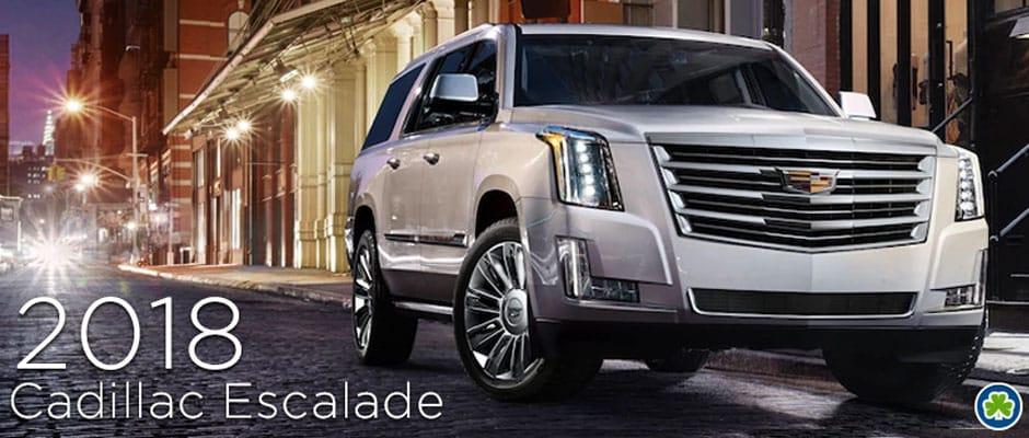 2018 Cadillac Escalade: Design, Performance, Equipment, Price >> 2018 Cadillac Escalade For Sale Cedar Rapids Iowa City Mcgrath Auto