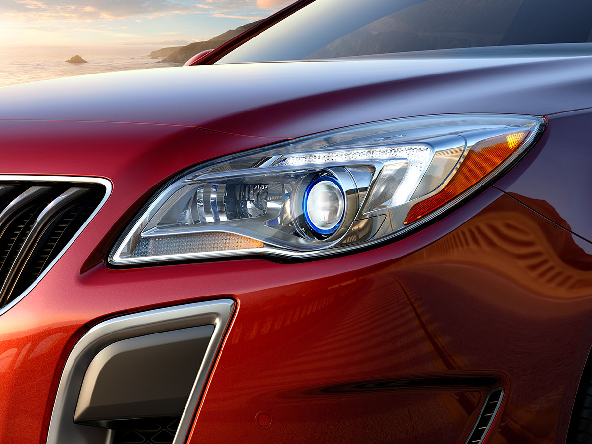 Buick Regal: Lighting Features