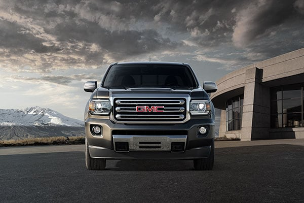 GMC Canyon Exterior features