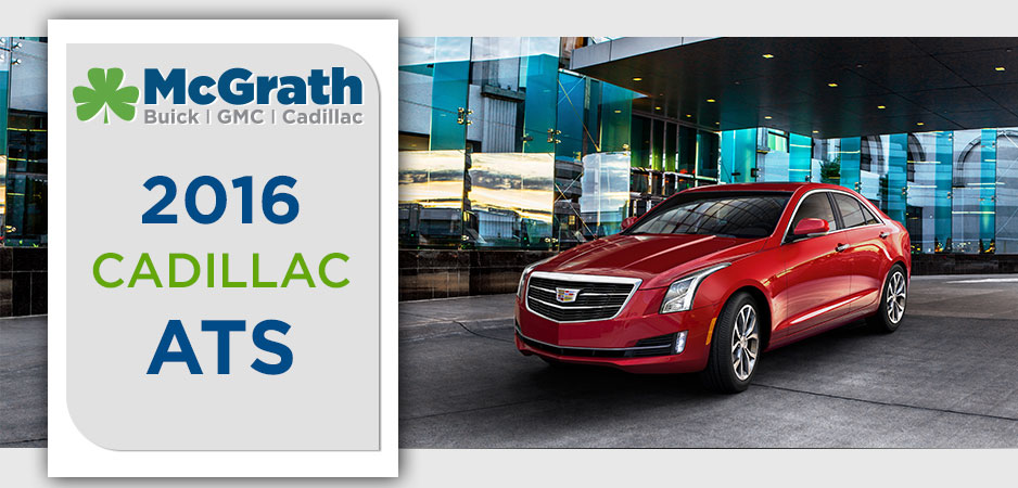 2016 Cadillac ATS For Sale in Cedar Rapids