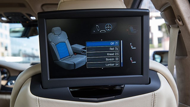 Cadillac CT6 Entertainment System