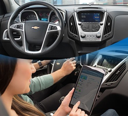 Chevy Equinox Entertainment Features