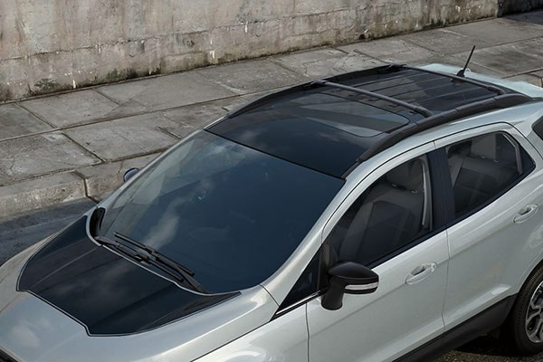 Ford EcoSport SES Roof Rails