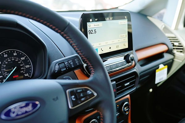Ford EcoSport Touchscreen