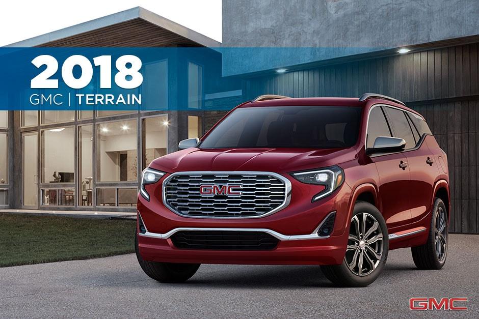 2018 Gmc Terrain For Sale Cedar Rapids Iowa City Mcgrath Auto