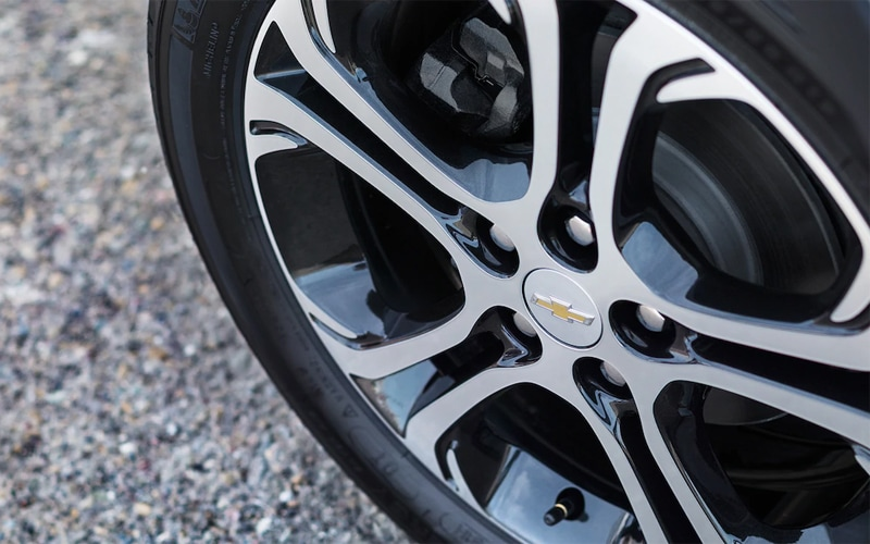 2019 Chevy Bolt Alloy Wheels