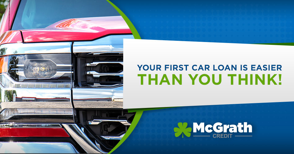 Your First Car Loan Is Easier Than You Might Think!