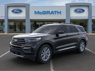 New Ford Explorer Offer
