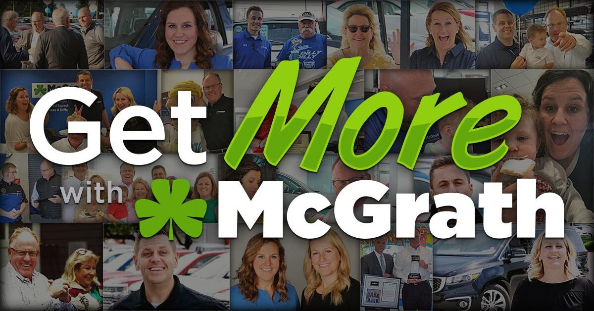 Mcgrath Cedar Rapids >> About Mcgrath Auto Group In Cedar Rapids Iowa Chevrolet Ram Kia