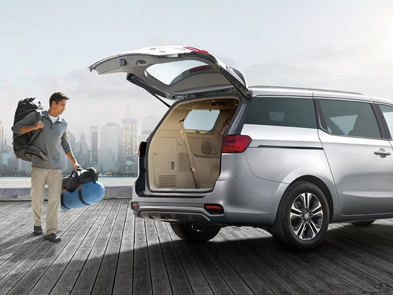 2019 Kia Sedona Smart Power Lift Gate