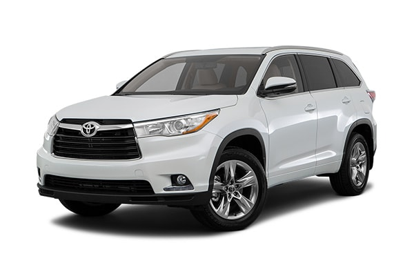 2016 highlander front left quarter panel