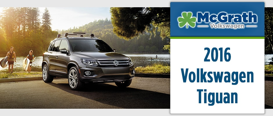 2016 VW Tiguan Iowa City Cedar Rapids Dubuque
