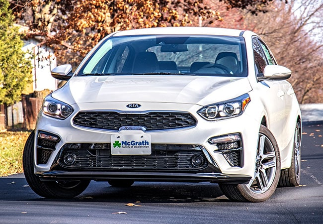 2019 Kia Forte Exterior Features