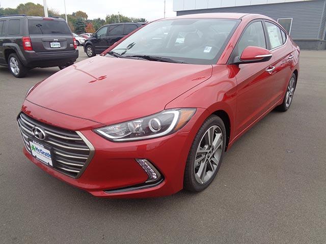 Hyundai Elantra Limited Offer