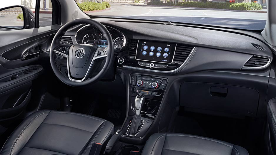 Buick Encore Interior dashboard Image