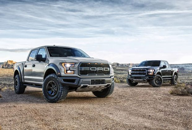 2018 Ford F-150 Most Popular Options