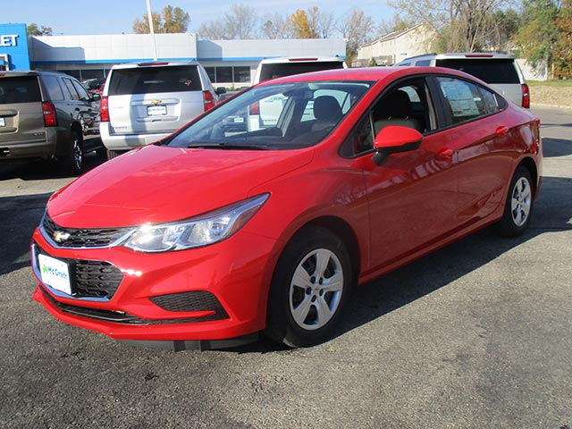 Chevy Cruze Offer