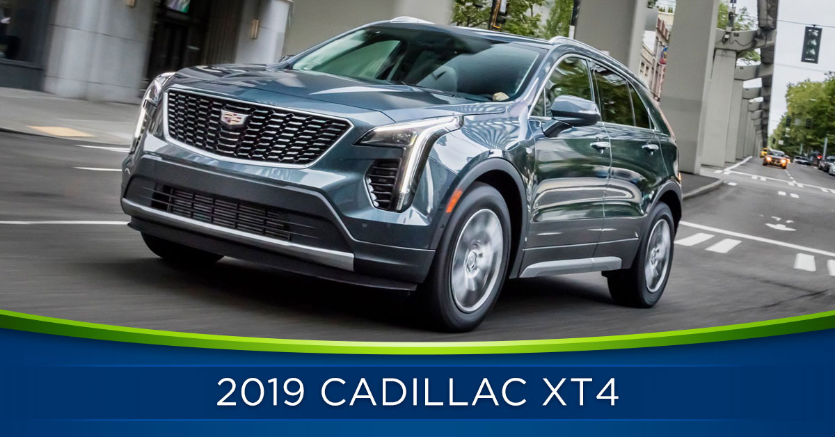 2019 Cadillac XT4 for sale in Cedar Rapids