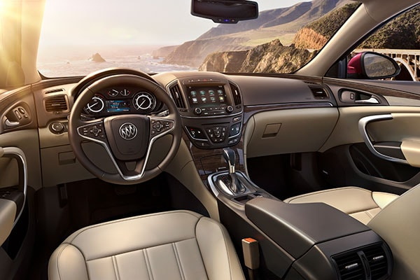 Buick Regal Technology features
