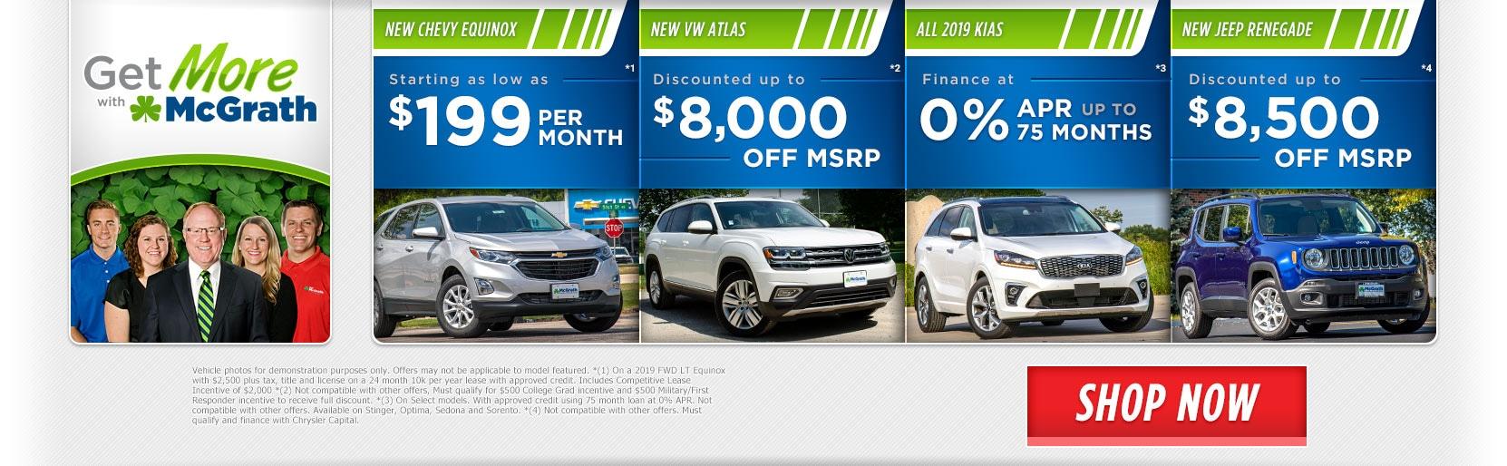 Cedar Falls Car Dealerships >> Used Car Dealer New Chevy Ram Kia Jeep Gmc Vw Hyundai Buick