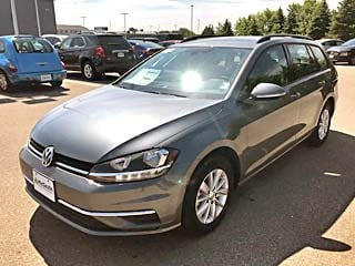 Volkswagen Golf Sportwagen Offer