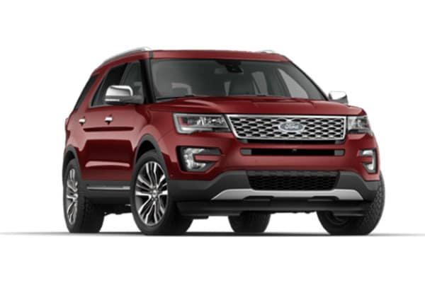 2016 explorer front right quarter panel
