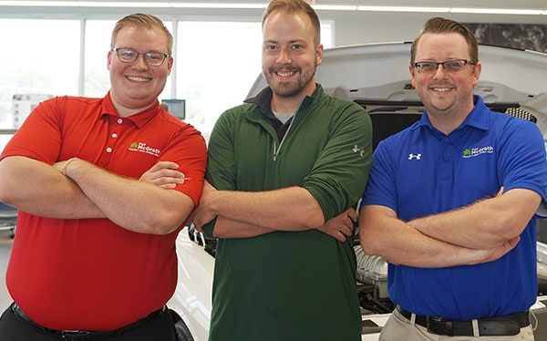 Our McGrath Chrylser Jeep Dodge Ram Staff is here to help!