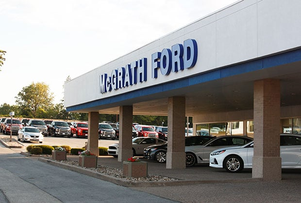 McGrath Ford Hyundai and BMW